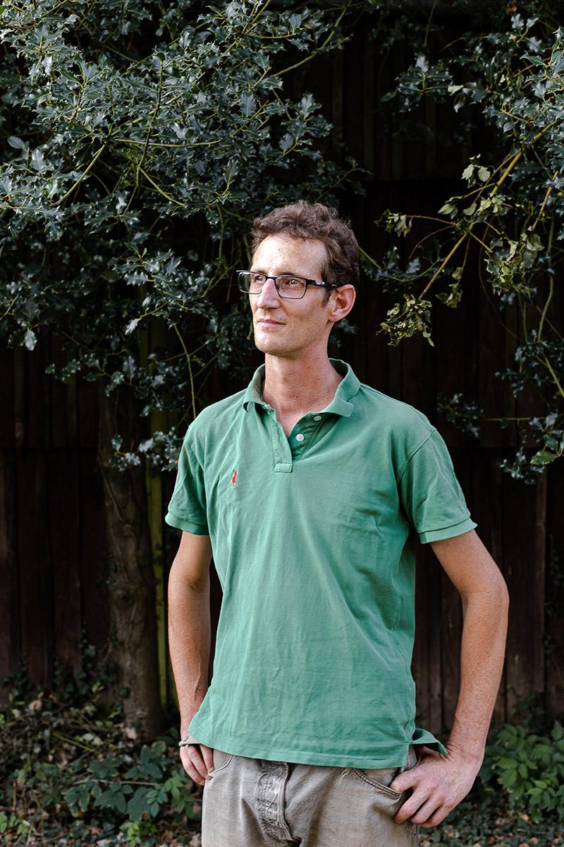 Armand Gois Clos de Rochy producteur pommes poires bio Yonne jus
